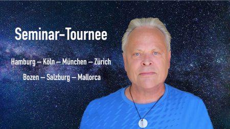 Norbert vor Sternenhimmel-text